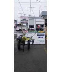 Мотоблок ДонАгромаш бензиновый 7 л.с., дв. LIFAN (3 скорости вперед/1 назад)