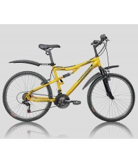 "Велосипед BENFICA 1.0 985/101 (26"" 18СК) 16Р"