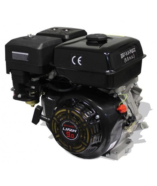 Двигатель для мотоблока бенз. 177F (WG270) 9.0 л.с.