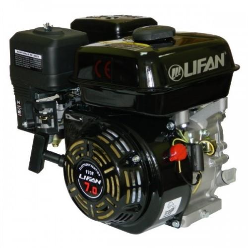 Двигатель для мотоблока бенз. 170F-B LIFAN 7 л.с.