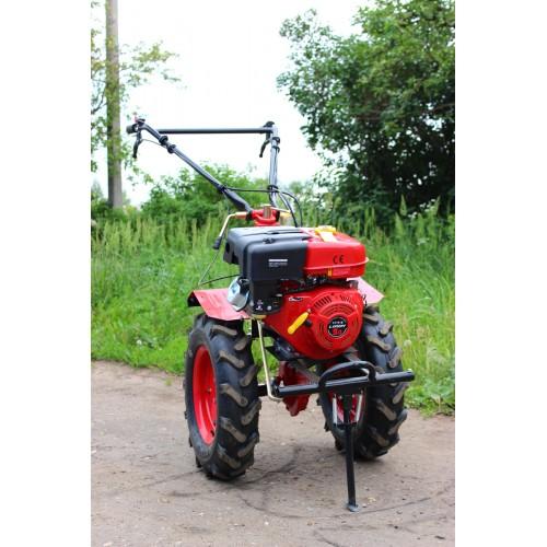 Мотоблок ВолгаWG1300D бензиновый 13 л.с., дв. LIFAN, 5*12