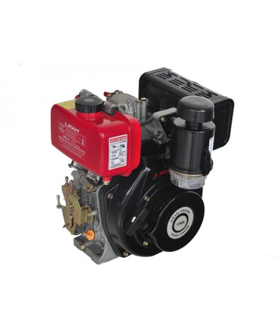 Двигатель для мотоблока дизель. 178F 6.0 л.с.